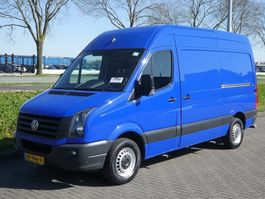 closed lcv Volkswagen CRAFTER 2.0 tdi 140 l2h2, airco, 2016