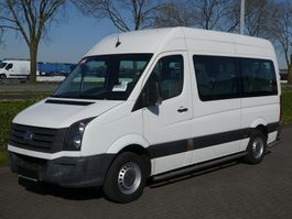 minivan - passenger coach car Volkswagen CRAFTER 2.0 tdi rolstoeluitv., a 2011