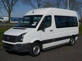 минивэн — пассажирский легковой фургон Volkswagen CRAFTER 2.0 tdi rolstoeluitv., a 2011