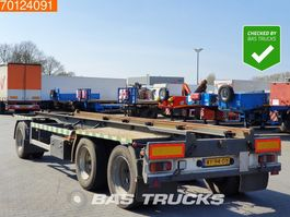 container chassis trailer GS Meppel AC-2800-R Steelsuspension 2000