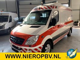 ambulance lcv Mercedes Benz sprinter 318cdi ambulance airco 2008
