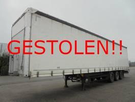 sliding curtain semi trailer Schmitz Cargobull S01 2010