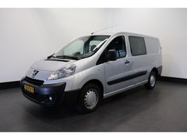 closed lcv Peugeot Expert 2.0 HDIF L2H1 Dubbel Cabine - Airco - € 2.950,- Ex. 2008