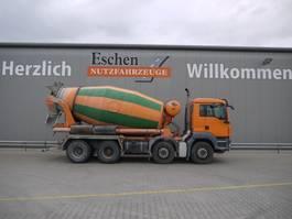 concrete mixer truck MAN TGS 32.360 BB 2012