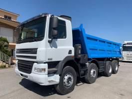 tipper truck > 7.5 t DAF CF85 2007