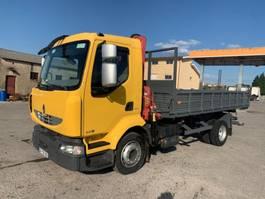 tipper truck > 7.5 t Renault Midlum 2013