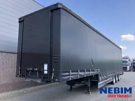 semi lowloader semi trailer Netam-Fruehauf ONCZ 39 327 A 1998
