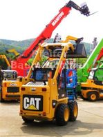 mini digger crawler Caterpillar Kompaktlader CAT 226-B3 Zusatzhydr. vgl. 216 246 2011