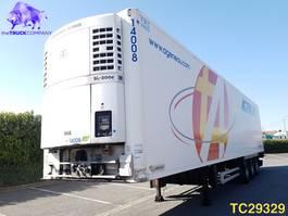 refrigerated semi trailer Lamberet Frigo 2008