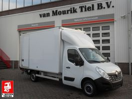 closed box lcv < 7.5 t Renault MASTER 130.35 FWD CITYBOX V-156-NR 2018