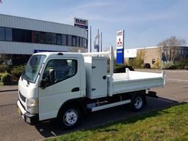 tipper lcv Mitsubishi CANTER 2014