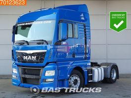 cab over engine MAN TGX 18.440 4X2 Intarder 2X Tanks Euro 6 2014