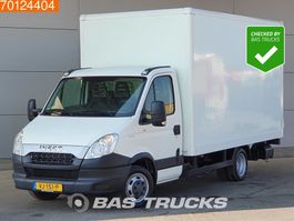 closed box lcv < 7.5 t Iveco Daily 35C13 2.3 Mjet Bakwagen Laadklep Mooie NL auto Euro5 20m3 2014