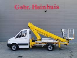 work platform lcv Mercedes Benz Sprinter 311 CDI Ruthmann TB 220 2007