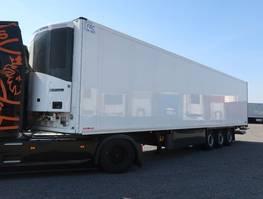 Kühlauflieger Schmitz Cargobull SKO 24 Bitemp Multitemp Thermo King LBW 2015