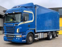 tipper truck > 7.5 t Scania R560 V8 6x2 2013