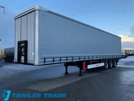 sliding curtain semi trailer Kaessbohrer Alusider 2020