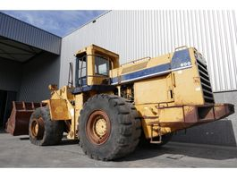 wheel loader Komatsu WA600-1L 1993
