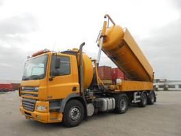 vacuum truck DAF CF 85-380 2002