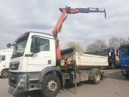 paving machine TGM 18.340 4x2 BL TGM 18.340 4x2 BL mit Kran Palfinger PK12001, Funk 2014