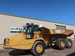articulated dump truck Caterpillar 730 C 2014