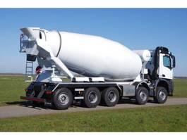 Betonmischer-LKW Mercedes Benz Arocs 10x4 naloopas 15m3 Mulder mixer 2020