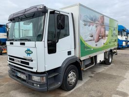 refrigerated truck Iveco Eurocargo 2002