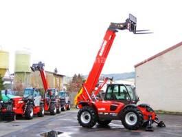 wheel loader Manitou MT 1235 ST TURBO Serie 4-E3** 12m / 3.5t. ** 2011