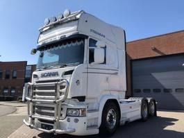 cab over engine Scania R580 V8 Topline Retarder 3100mm wheelbase 2014