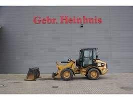 wheel loader Caterpillar 907 H2 Bucket + Forks! 2012