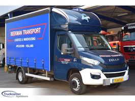sliding curtain truck Iveco Daily 70C17, Manuel, 235000 km, 2015