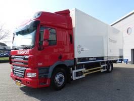 closed box truck > 7.5 t DAF CF85-410 / AUTOMATIC / EURO-5 / 2011 2011