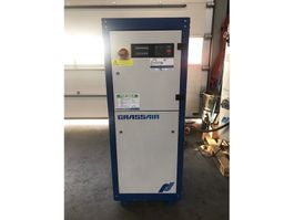 compressors Grassair S67.10 SFX 22 kW 3000 L / min 10 bar Elektrische Schroefcompressor 1996