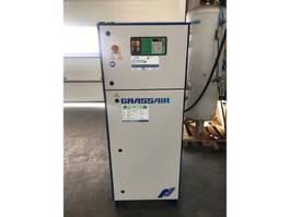 compressors Grassair S68.10 22 KW 3000 L / min 10 Bar Elektrische schroefcompessor 1998