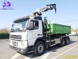 container truck Volvo FM 12 380 Euro 2 2001