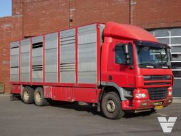 chassis cab truck DAF CF 85 340 - Manual  - Full Spring - low KM 2005