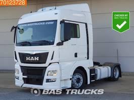 mega-volume tractorhead MAN TGX 18.480 4X2 Mega XLX Intarder Hebesat ACC Standklima Euro 6 2016