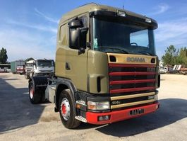 cab over engine Scania 114L 380 Hydraulic Kit system ( PTO ) 2000