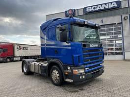 Standard SZM Scania 124 420 2004 Manual Aire Retarder Hidraulico 2004