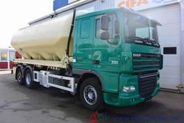 tank truck DAF XF105.410 Feldbinder Silo Staub & Riesel 32 m³ 2010
