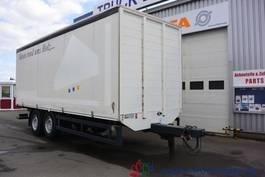 tilt trailer Schütte Schiebeplane Liftachse Stapleraufnahme 2007