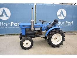 mini - compact - garden tractor Iseki TX1510F