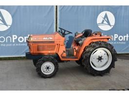 mini - compact - garden tractor Kubota Bulltra B1-17