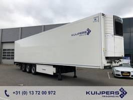 refrigerated semi trailer Krone 3-Assige Koeloplegger // Carrier // Nieuwstaat 2017