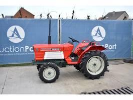 mini - compact - garden tractor Yanmar YM161OD