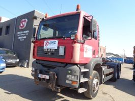 container truck MAN TGA 33.390 6x4 manual 2005