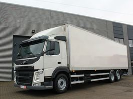 closed box truck > 7.5 t Volvo FM 330 2020