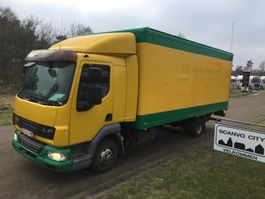 closed box truck > 7.5 t DAF LF 45-160 2009