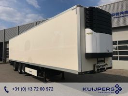 closed box semi trailer Krone Frigotrailer / 3 Axle / Steer + Lift Axle / Carrier / APK-TUV 2008