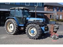 farm tractor Ford 8340